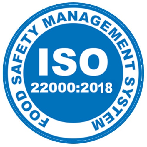 Vision Standards | ISO 22000:2018 Certificate (FSMS)